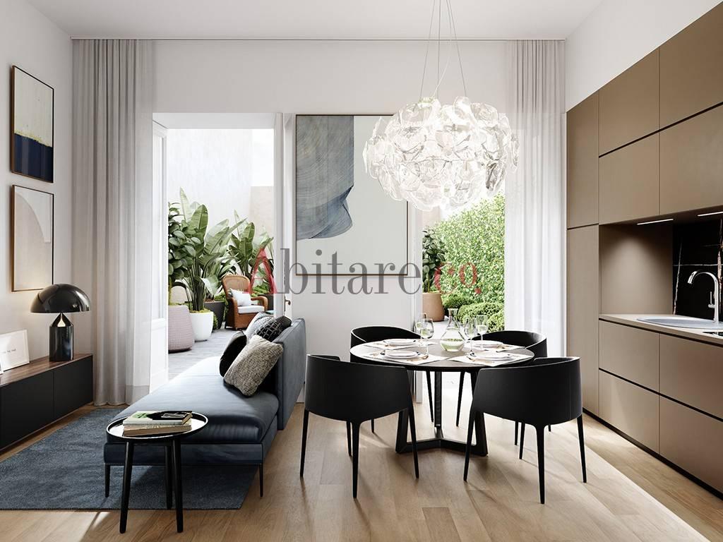 Appartamento in Vendita a Milano 01 Centro storico (Cerchia dei Navigli): 4 locali, 149 mq