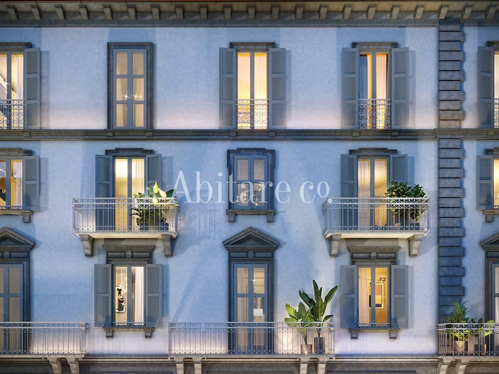 Appartamento in Vendita a Milano 01 Centro storico (Cerchia dei Navigli): 4 locali, 195 mq