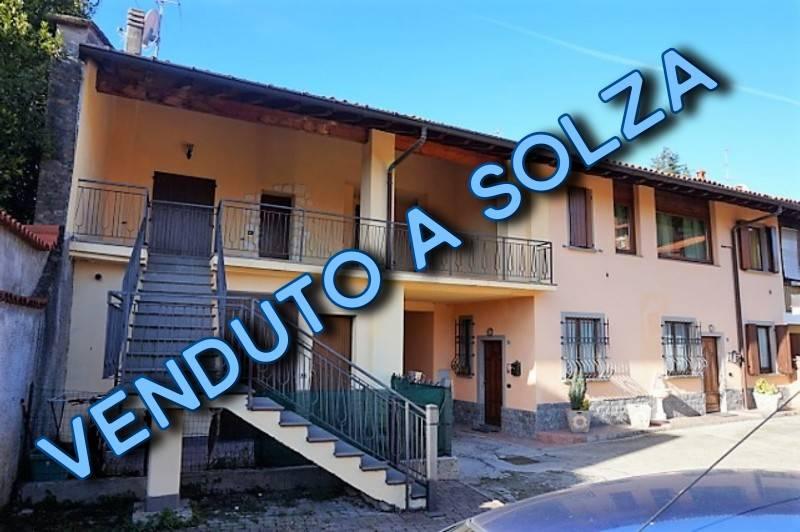 Appartamento in vendita a Solza, 4 locali, prezzo € 95.000 | PortaleAgenzieImmobiliari.it