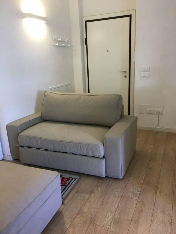 Appartamento in Affitto a Rimini Centro: 2 locali, 54 mq