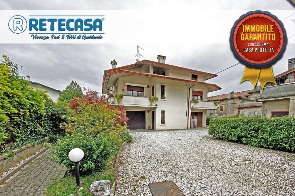 Villa in vendita a Vicenza, 5 locali, prezzo € 290.000   CambioCasa.it