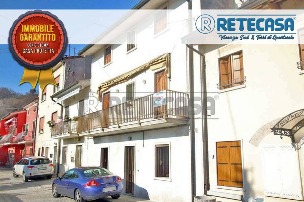 Soluzione Indipendente in vendita a Longare, 4 locali, prezzo € 60.000 | CambioCasa.it
