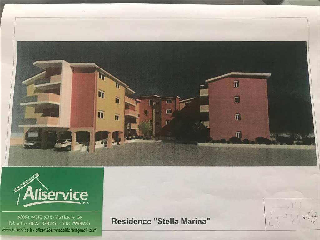 Appartamento in vendita a Vasto, 3 locali, prezzo € 125.000 | PortaleAgenzieImmobiliari.it