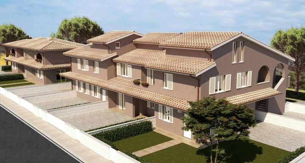Appartamento in Vendita a Calcinaia Centro: 5 locali, 120 mq