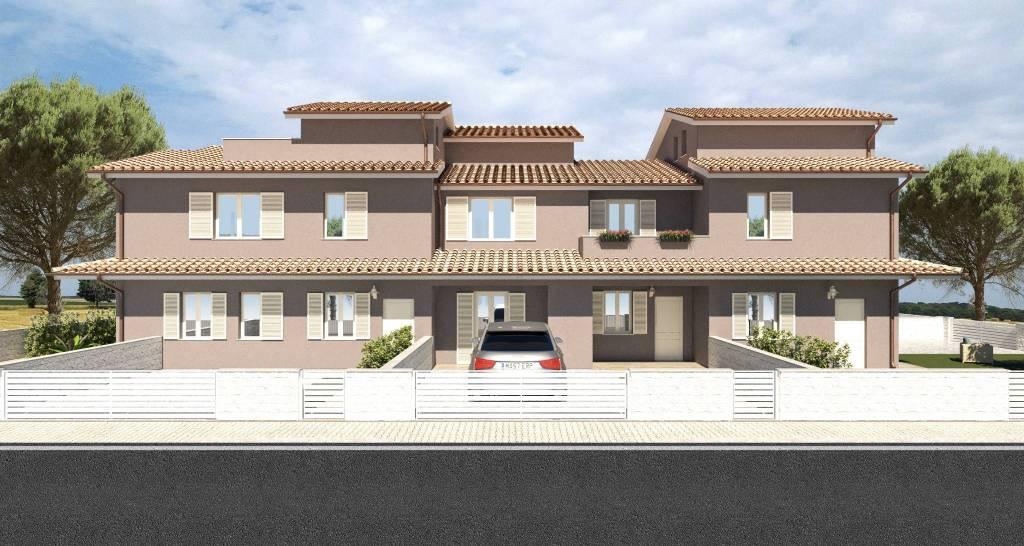 Appartamento in Vendita a Calcinaia Centro: 5 locali, 102 mq
