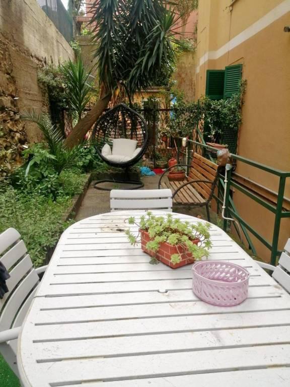 Appartamento in vendita a Genova, 4 locali, zona Zona: 4 . S.Fruttuoso-Borgoratti-S.Martino, prezzo € 87.000 | CambioCasa.it