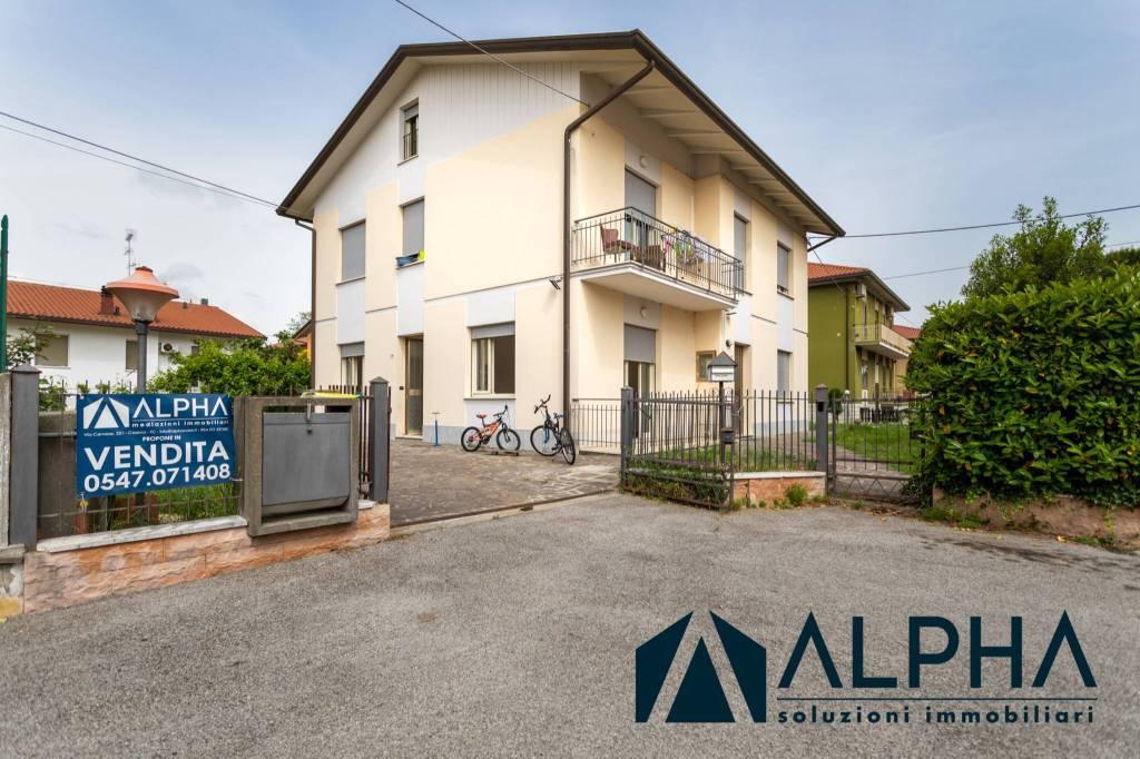 Appartamento in vendita a Cesena, 3 locali, prezzo € 189.000 | CambioCasa.it
