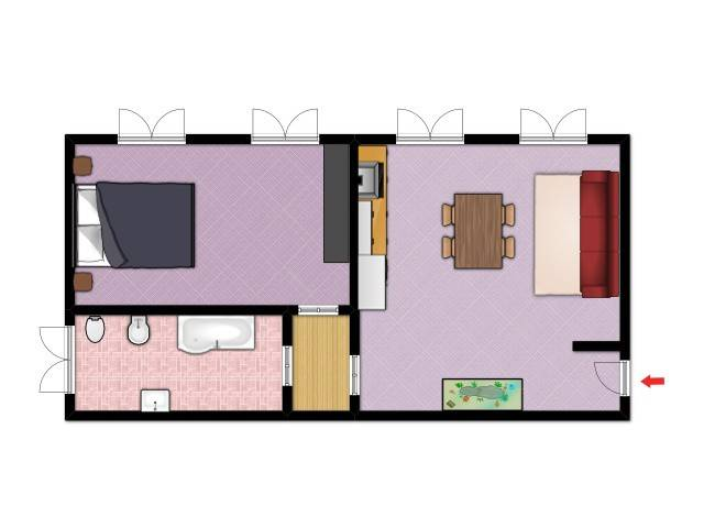 Appartamento in ottime condizioni in vendita Rif. 7518239