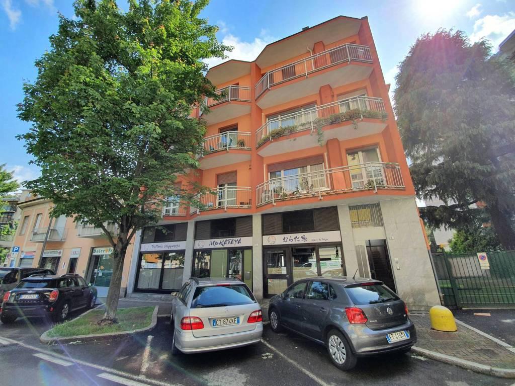 Appartamento in vendita a Saronno, 2 locali, prezzo € 129.000 | CambioCasa.it