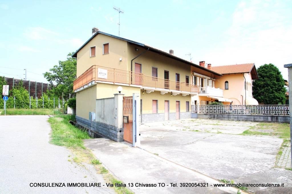 Appartamento in affitto a Chivasso, 2 locali, prezzo € 450 | PortaleAgenzieImmobiliari.it