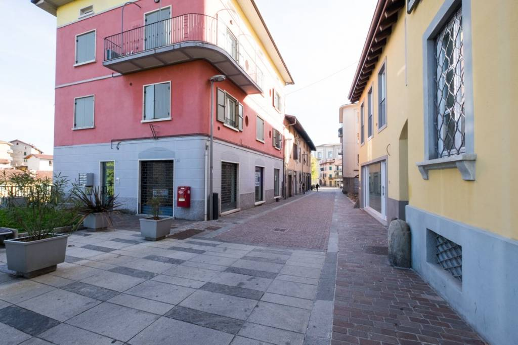 Appartamento in affitto a Ponte San Pietro, 1 locali, prezzo € 400 | PortaleAgenzieImmobiliari.it