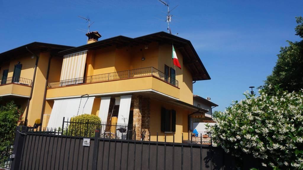 Villa a Schiera in vendita a Bagnolo Mella, 5 locali, prezzo € 262.000 | PortaleAgenzieImmobiliari.it