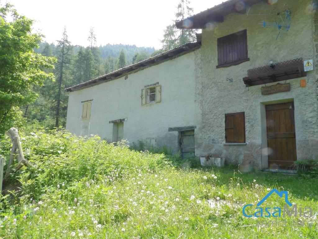 Foto 1 di Rustico / Casale strada Provinciale del Pian del Frais, Chiomonte
