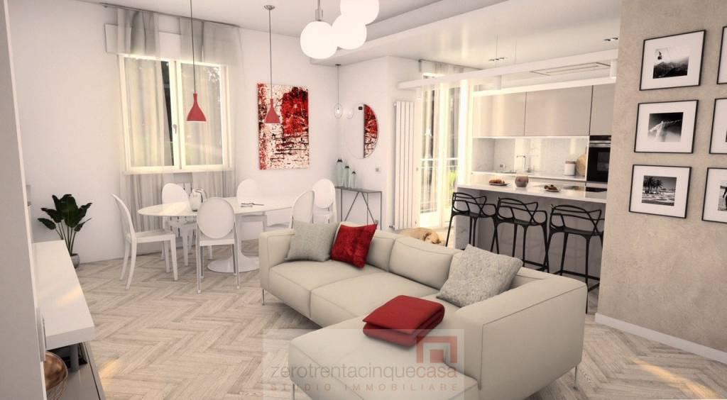 Appartamento in vendita a Mozzo, 3 locali, prezzo € 147.000 | CambioCasa.it