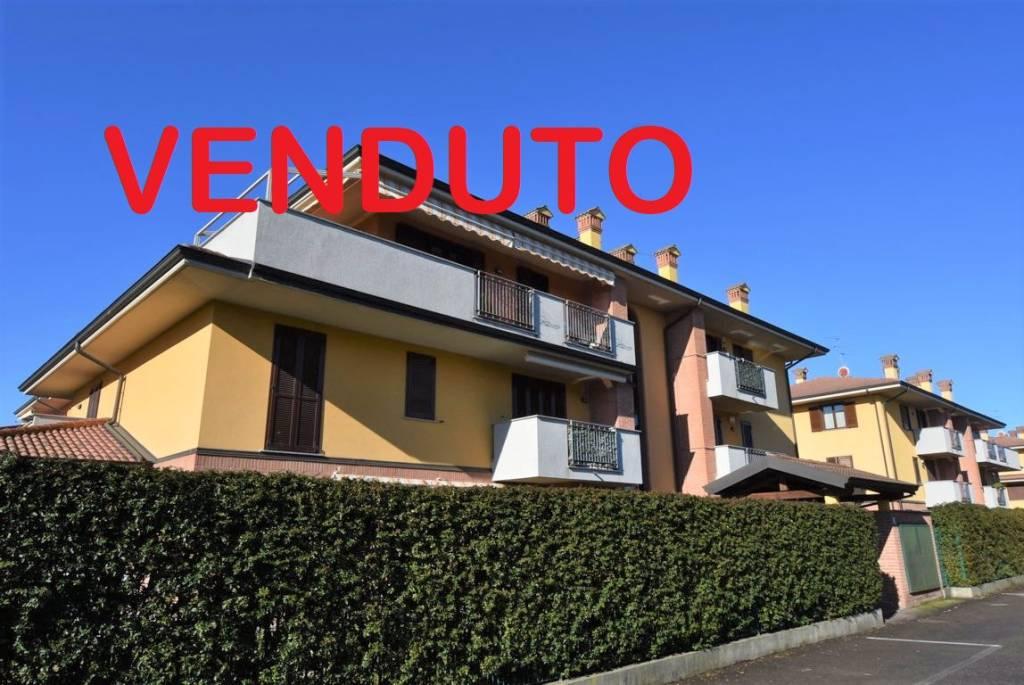 Appartamento in vendita a Dresano, 3 locali, prezzo € 175.000 | CambioCasa.it