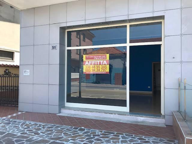 locale commerciale Montesilvano centro mq 50