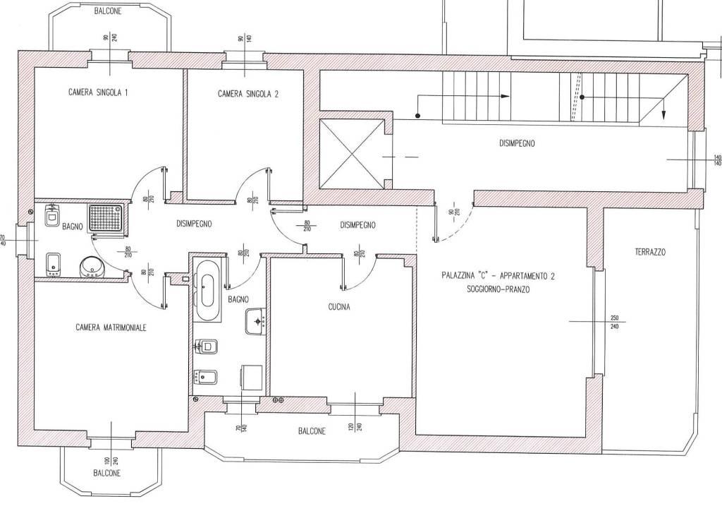 Appartamento in vendita a Vittuone, 4 locali, prezzo € 289.000 | PortaleAgenzieImmobiliari.it