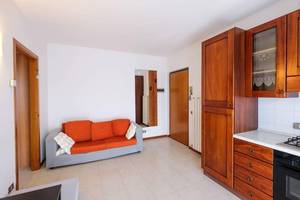 Appartamento in buone condizioni arredato in affitto Rif. 8159263