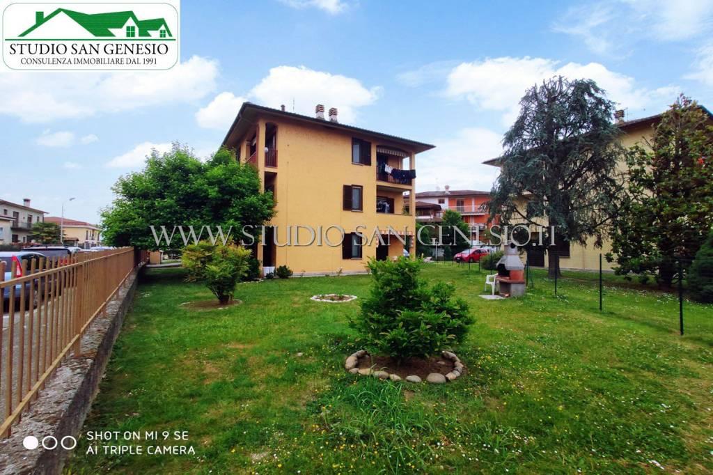 Appartamento in vendita a Certosa di Pavia, 3 locali, prezzo € 99.000 | CambioCasa.it