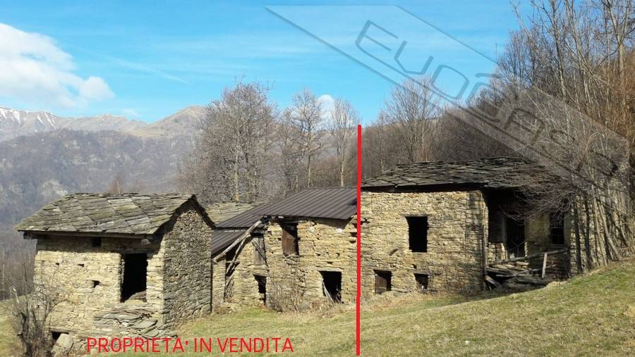 Foto 1 di Rustico / Casale Località Pranà, Angrogna