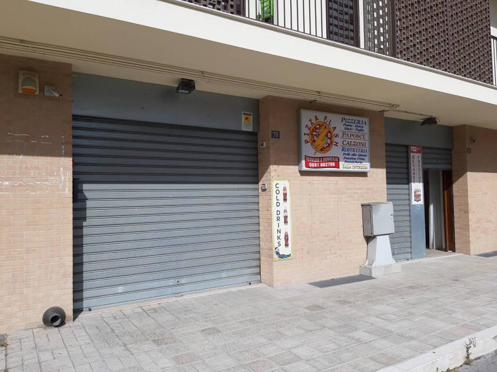 Negozio bilocale in vendita a Foggia (FG)