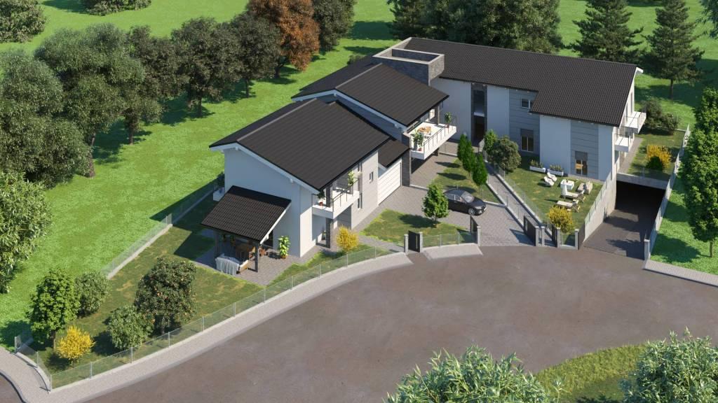 Appartamento in vendita a Usmate Velate, 3 locali, prezzo € 281.000 | PortaleAgenzieImmobiliari.it