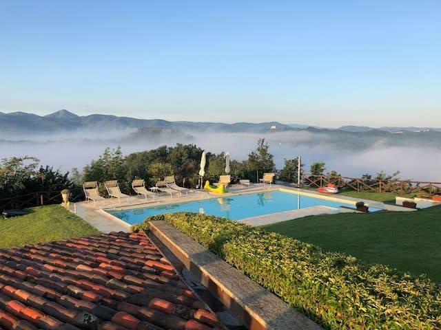 Villa in affitto a Gavi, 9 locali, Trattative riservate | PortaleAgenzieImmobiliari.it