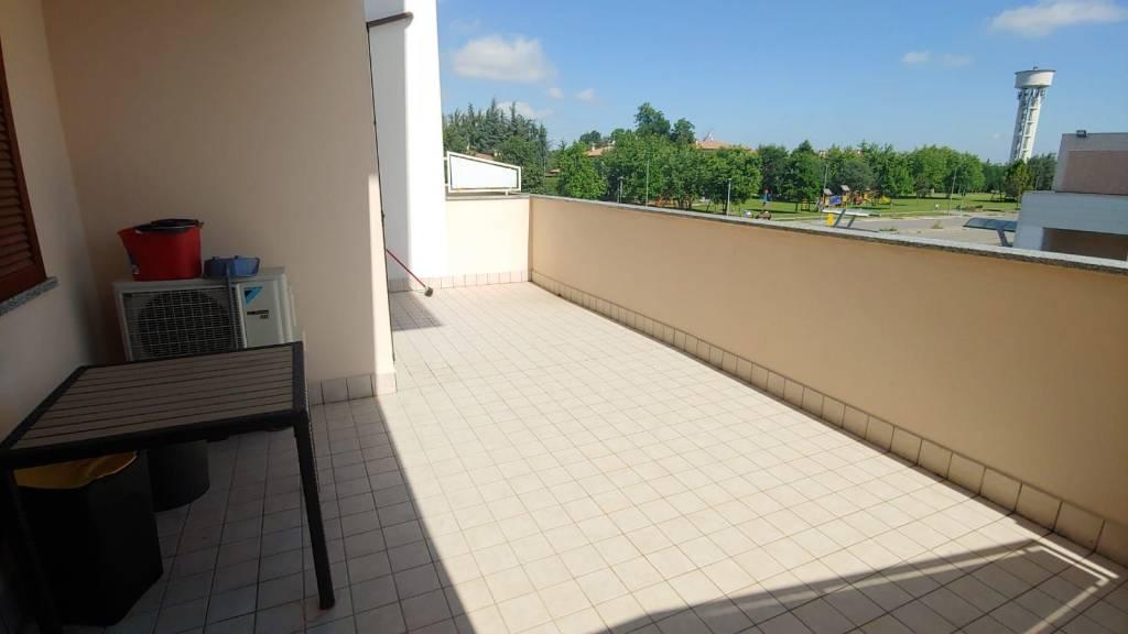 Appartamento in Affitto a Podenzano Centro: 2 locali, 51 mq