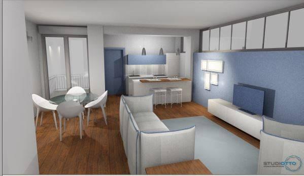 Appartamento in vendita a Fossano, 2 locali, prezzo € 85.000   CambioCasa.it