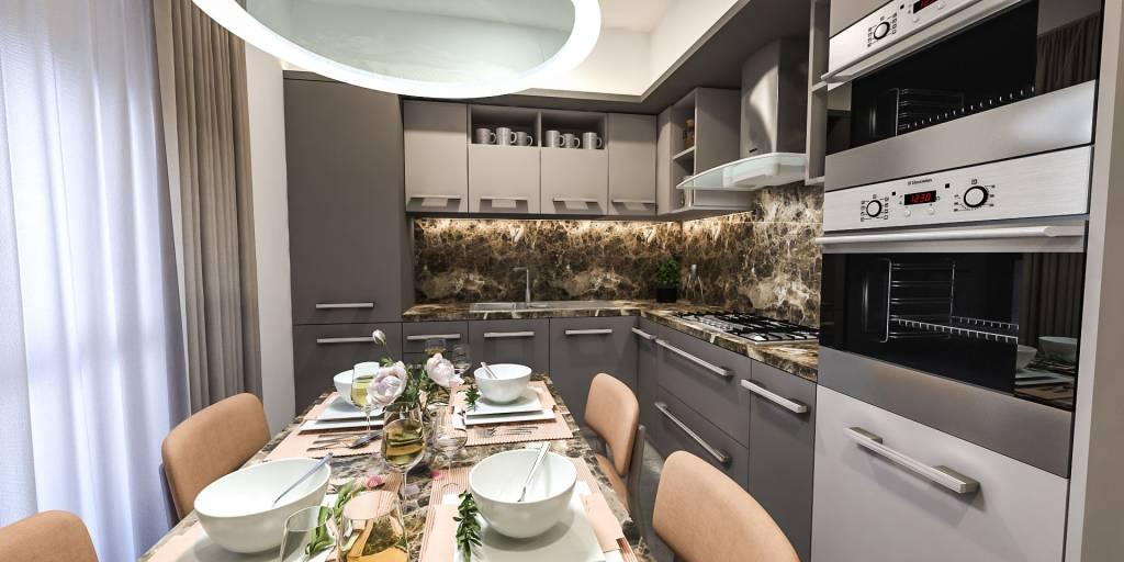 Appartamento in vendita a Gazzaniga, 3 locali, prezzo € 80.000 | PortaleAgenzieImmobiliari.it