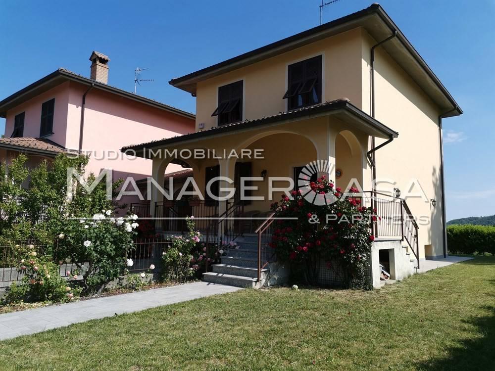 Villa in vendita a Serravalle Scrivia, 6 locali, prezzo € 295.000 | PortaleAgenzieImmobiliari.it