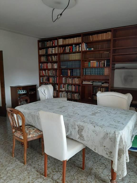 Attico in Affitto a Pisa Semicentro: 5 locali, 115 mq