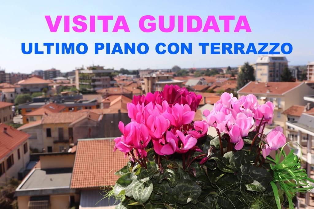 Attico / Mansarda in vendita a Busto Arsizio, 3 locali, prezzo € 145.000 | CambioCasa.it