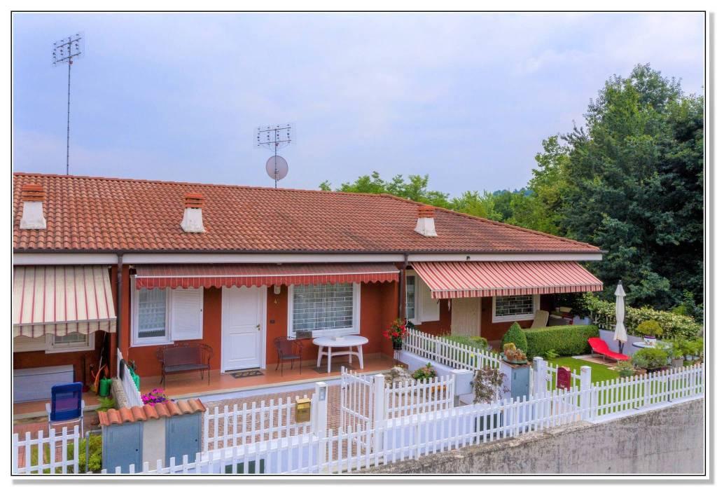 Villa a schiera quadrilocale in vendita a Verzuolo (CN)