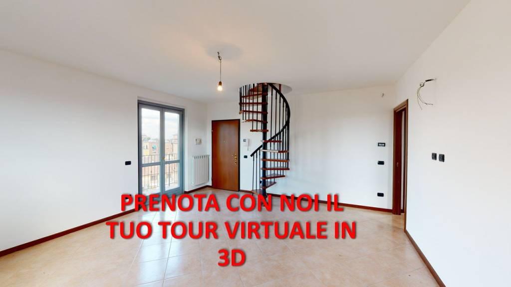 Appartamento in vendita a Bollate, 3 locali, prezzo € 240.000 | PortaleAgenzieImmobiliari.it