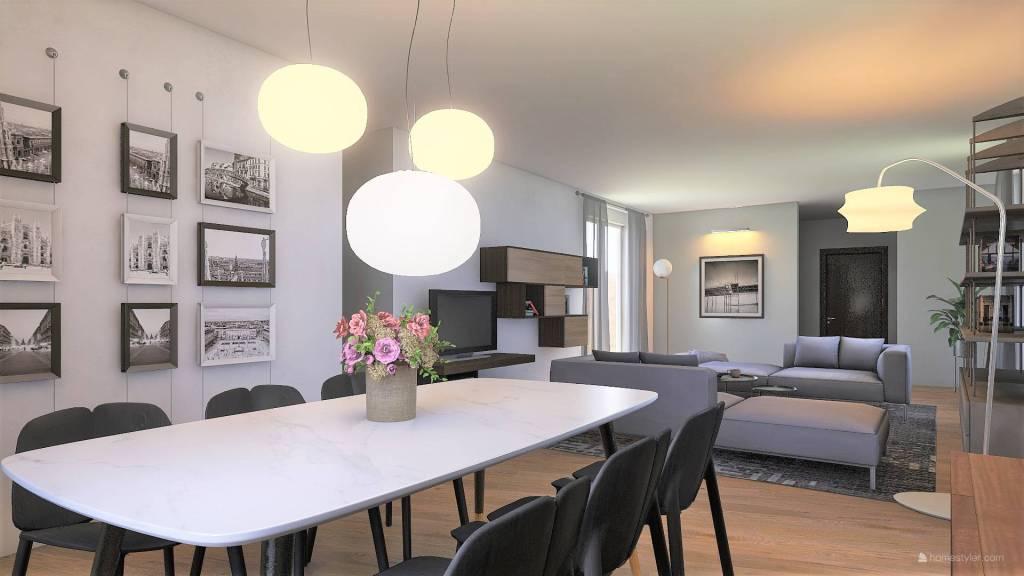 Appartamento in vendita a Parabiago, 5 locali, prezzo € 420.000 | PortaleAgenzieImmobiliari.it