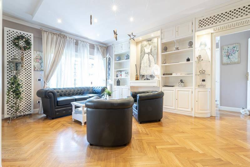Appartamento in vendita a Roma, 4 locali, prezzo € 648.000 | CambioCasa.it