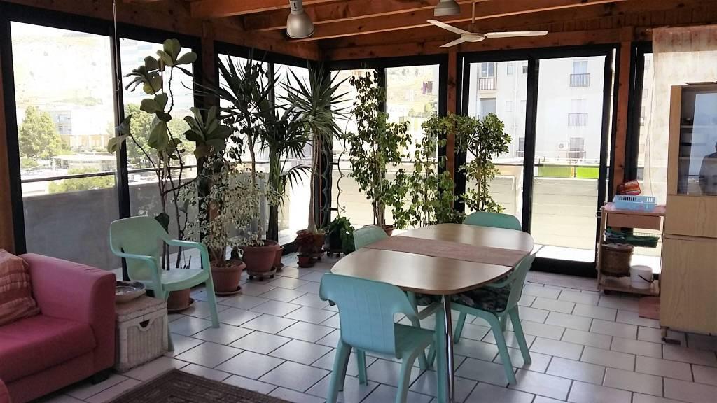 Via Villa S G.nni, attico di mq 200ca oltre verande, ottime condizioni, vista mare Euro 290mila CL , foto 9