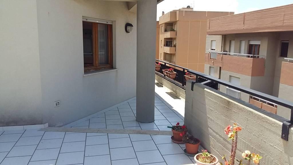 Via Villa S G.nni, attico di mq 200ca oltre verande, ottime condizioni, vista mare Euro 290mila CL , foto 16