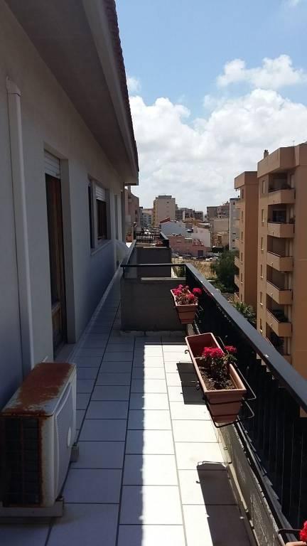 Via Villa S G.nni, attico di mq 200ca oltre verande, ottime condizioni, vista mare Euro 290mila CL , foto 17