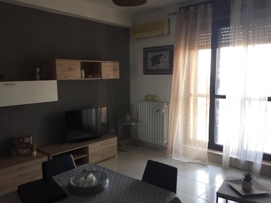 Attico in Affitto a Foggia Centro: 2 locali, 60 mq