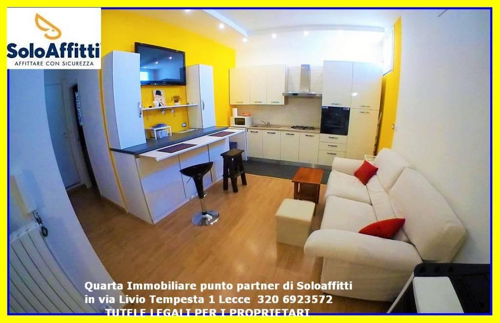 Appartamento in Affitto a Monteroni Di Lecce Centro:  2 locali, 55 mq  - Foto 1