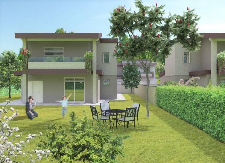Villa in Vendita a Parma Periferia Nord: 4 locali, 152 mq