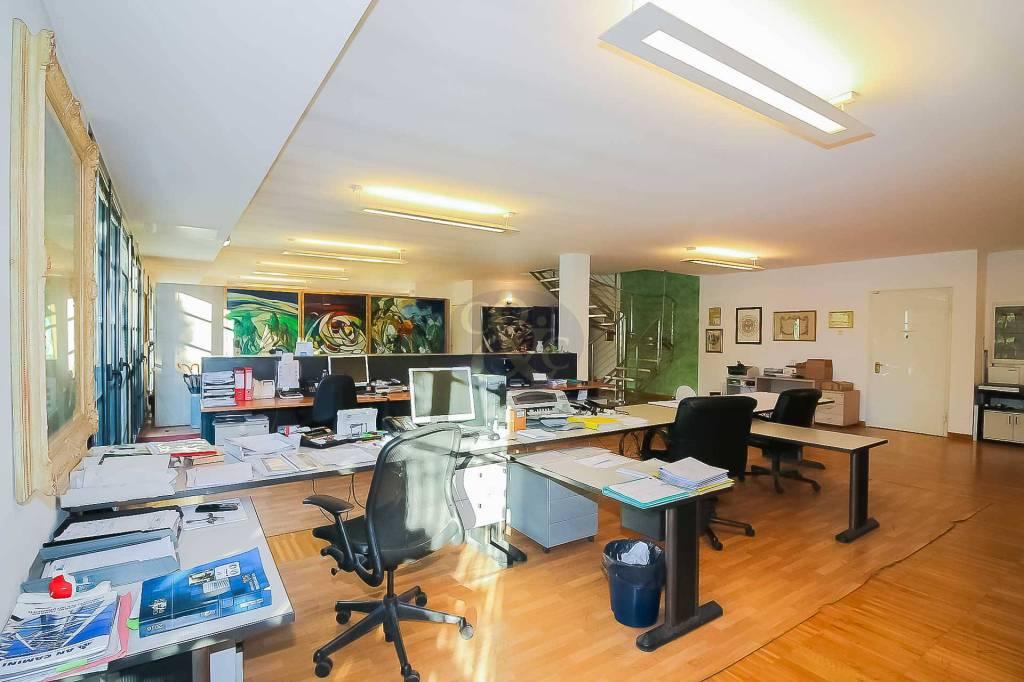 Ufficio in vendita via Ernesto Rossi 1 Milano