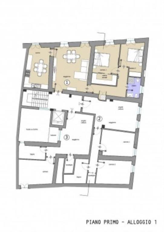 Appartamento in vendita a Mondovì, 6 locali, Trattative riservate | CambioCasa.it