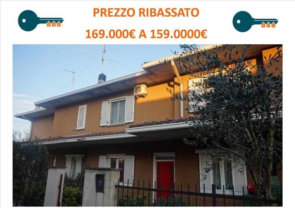 Villa a Schiera in vendita a Manerbio, 4 locali, prezzo € 159.000 | PortaleAgenzieImmobiliari.it