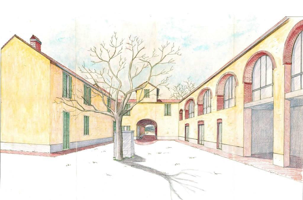 Rustico / Casale in vendita a Mornese, 20 locali, prezzo € 150.000 | CambioCasa.it