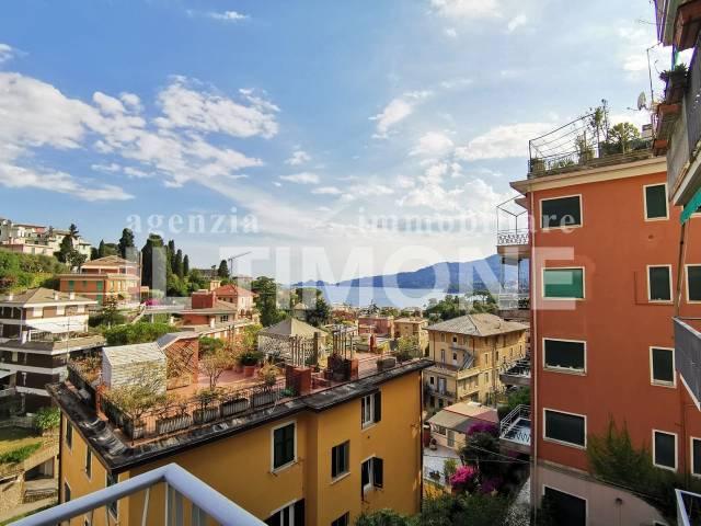 Appartamento Con Vista Mare E Terrazzo