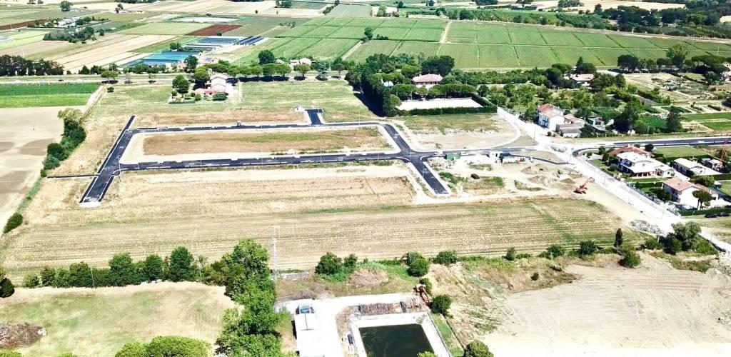 Terreno residenziale in Vendita a Gatteo Centro: 650 mq
