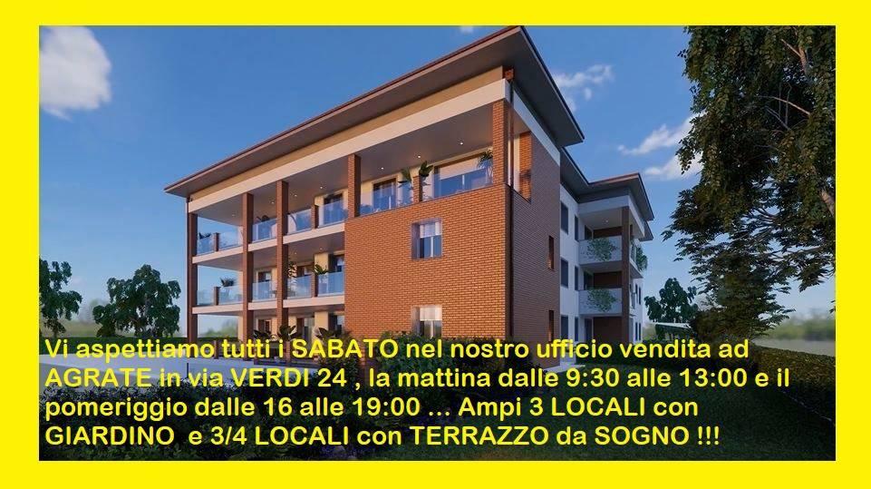 Appartamento in vendita indirizzo su richiesta Agrate Brianza